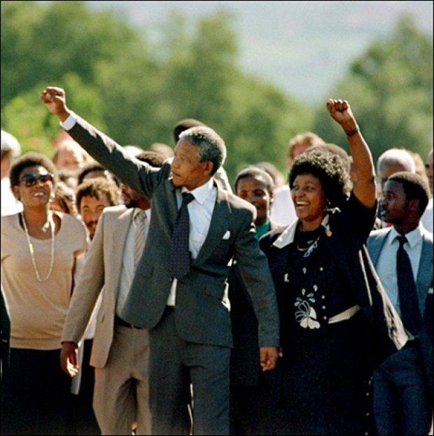 Mandela libre