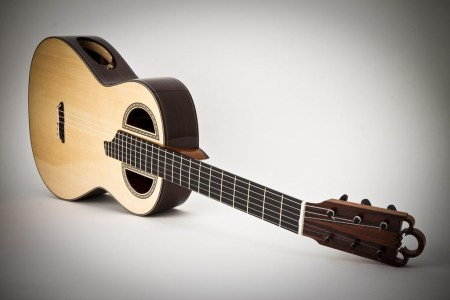 Experimental Classical Guitar, Full View