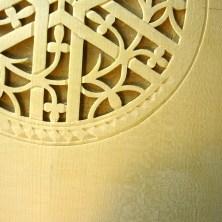 "Carving the Circular ""Frame"""