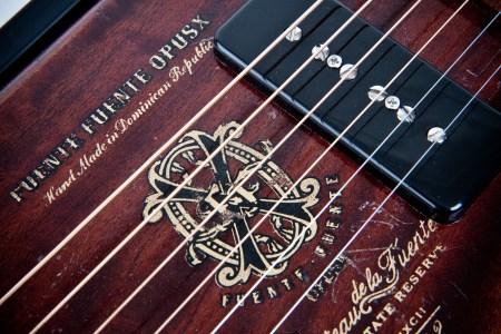 2013 Cigar Box Guitar: P-90