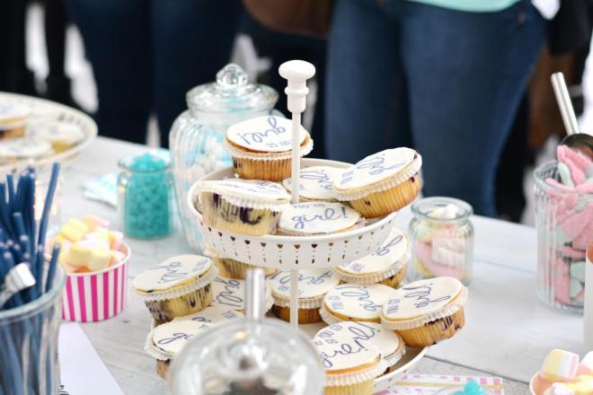 Blogger Club gofeminin Candybar Cupcakes