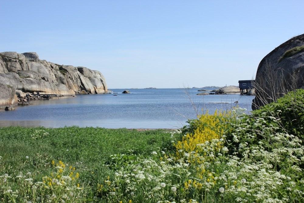 Südnorwegen Rundreise Aussicht Wasser