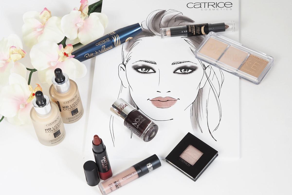 CATRICE Blogger's Favourites + Gewinnspiel