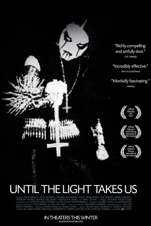 Poster do filme Até que a Luz nos Leve