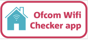 Download the wifi checker app to check your broadband