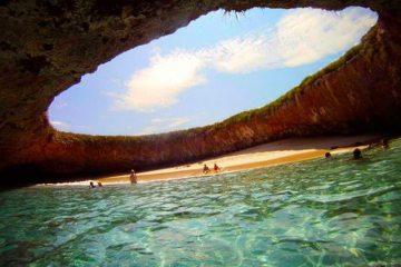 Les îles Marieta Mexique