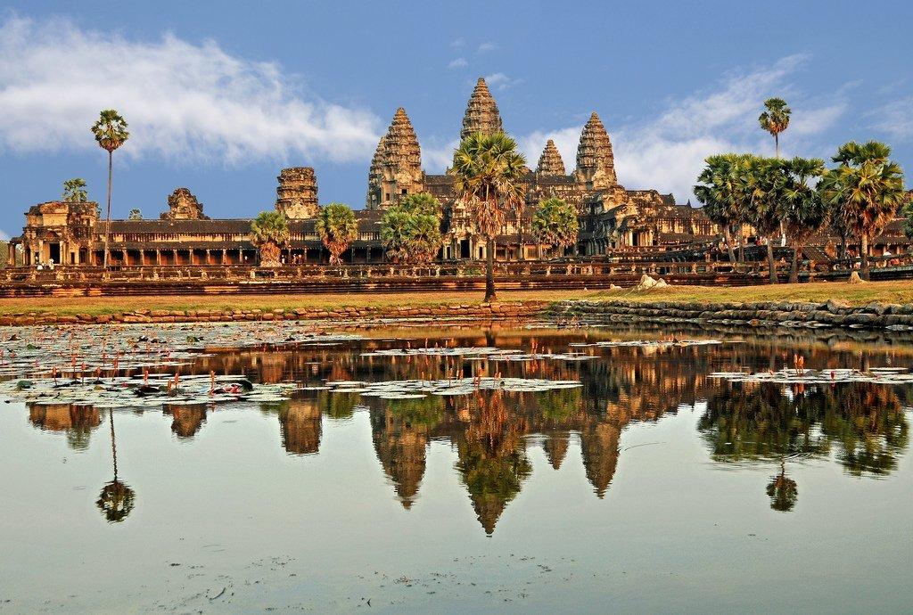 Angkor, Siem Reap - Cambodge
