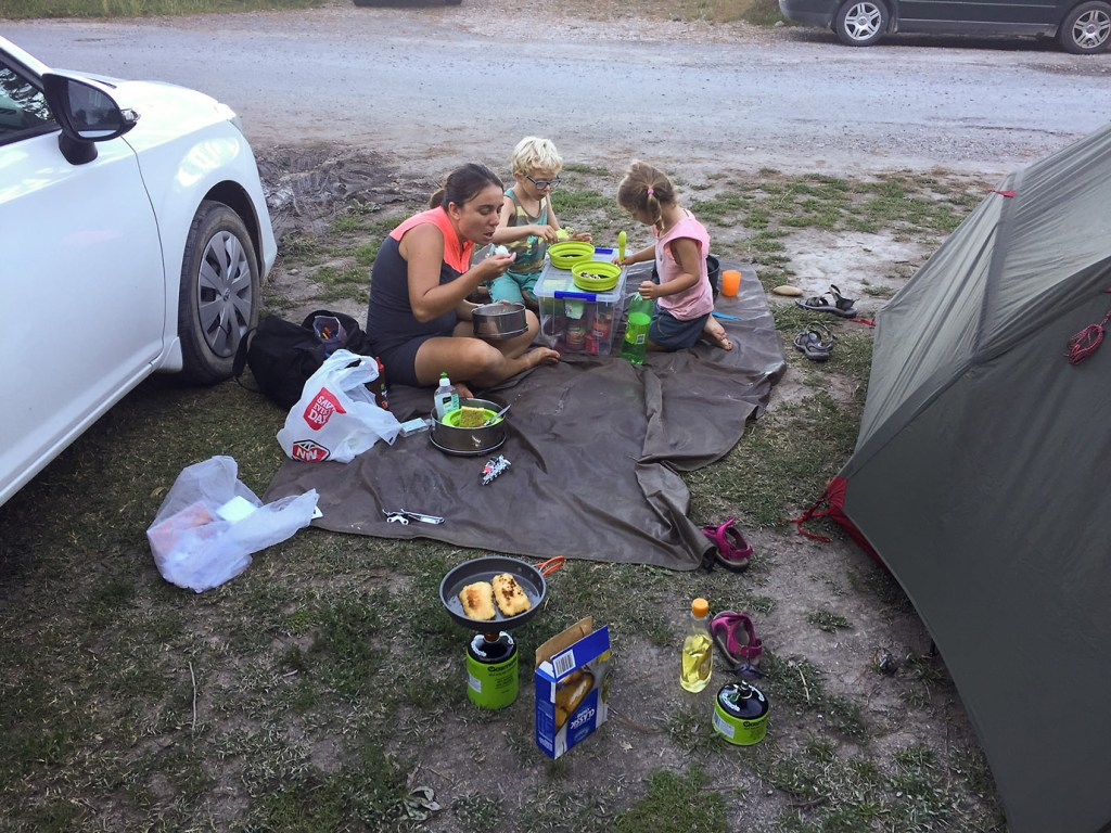 Camping - Nelson