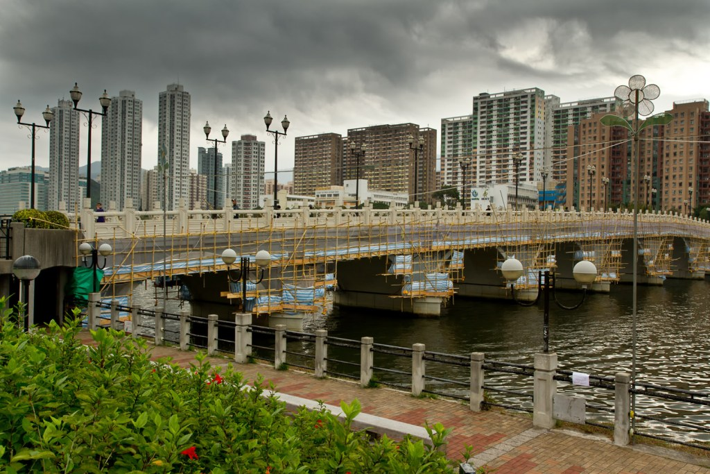 Sha Tin - Lek Yuen Bridge