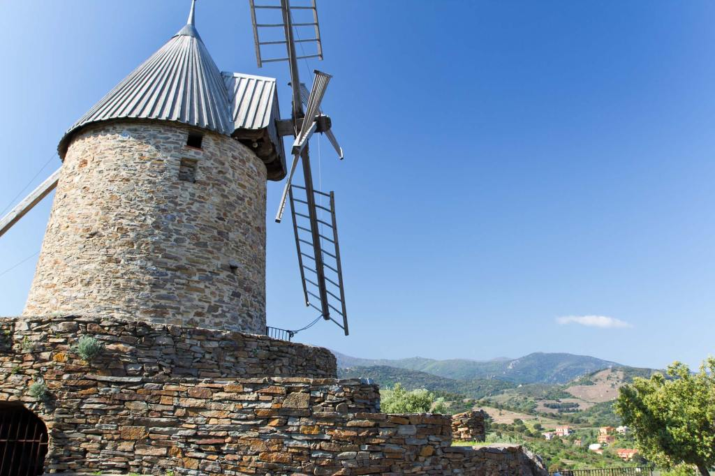 Collioure-Moulin
