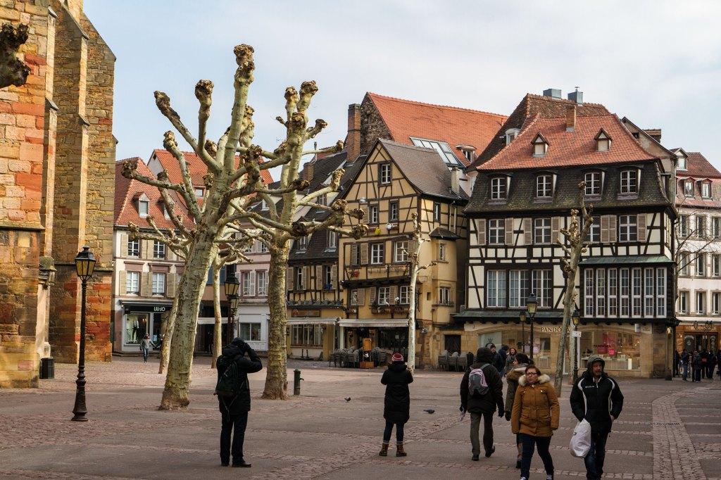 Colmar-place-dominicains