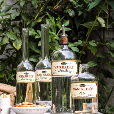 Van Kleef bottles - The Hague, Netherlands