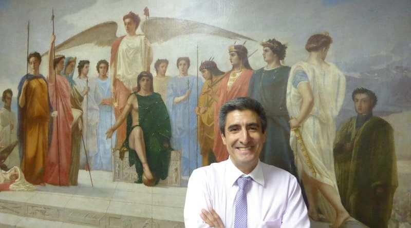 Director de la Biblioteca Nacional