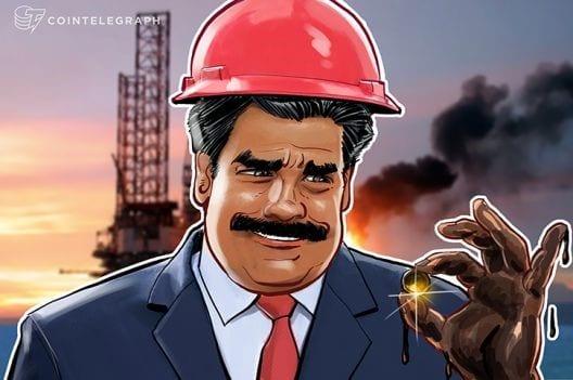 """Lanzamiento de """"El Petro"""", criptomoneda venezolana"""