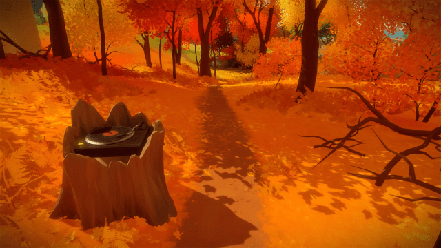 The Witness - Screen