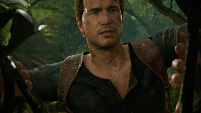 Uncharted 4 - PlayStation Tease