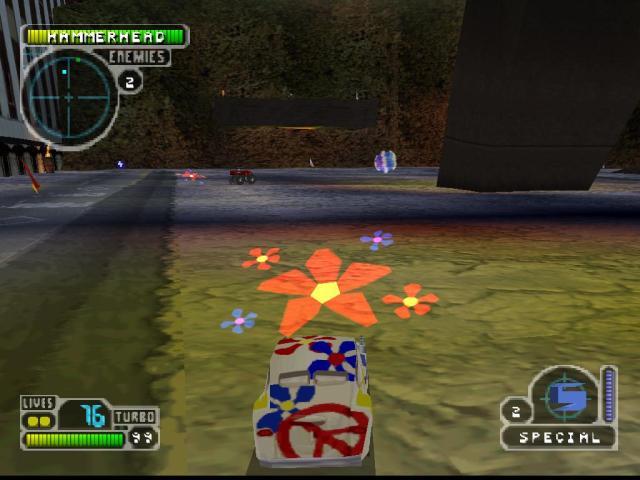 TM3 Flower Power