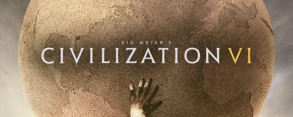 sid meier's civilization VI splash