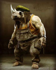 Beyond Good & Evil 2 - Rhino