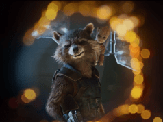 Guardians of the Galaxy Vol. 2 - Rocket and Groot