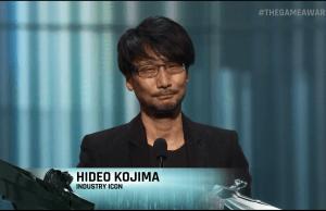 Hideo Kojima - Industry Icon