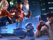 Marvel v. Capcom: Infinite