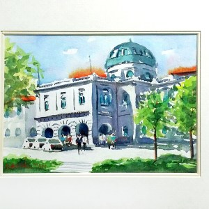DanielTan_NationalMuseum_$350_Watercolour_21x29.7