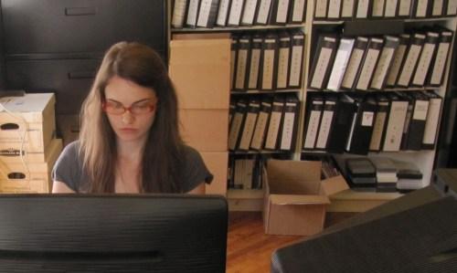 Research Intern Radojka Vrabac, Summer 2013