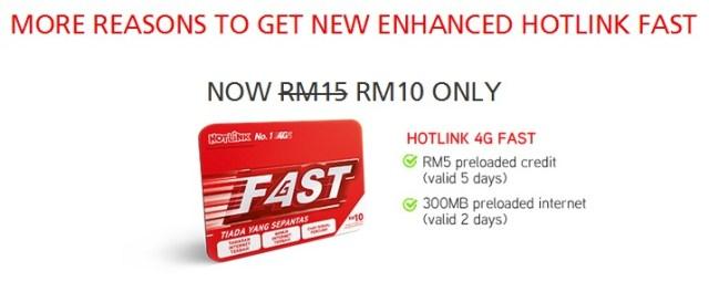 Hotlink Fast 2