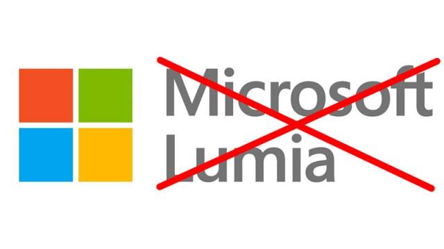 Microsoft Lumia_No More