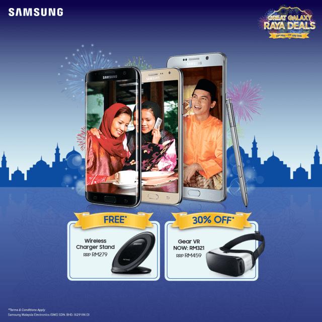 Samsung Malaysia Raya Promotion 1
