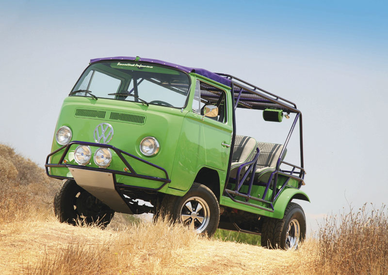 Baja Off Road VW Bus