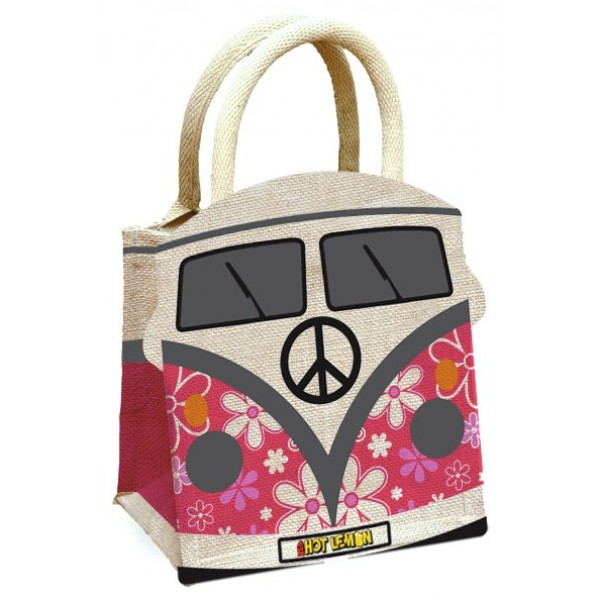 VW Camper Canvas Bag