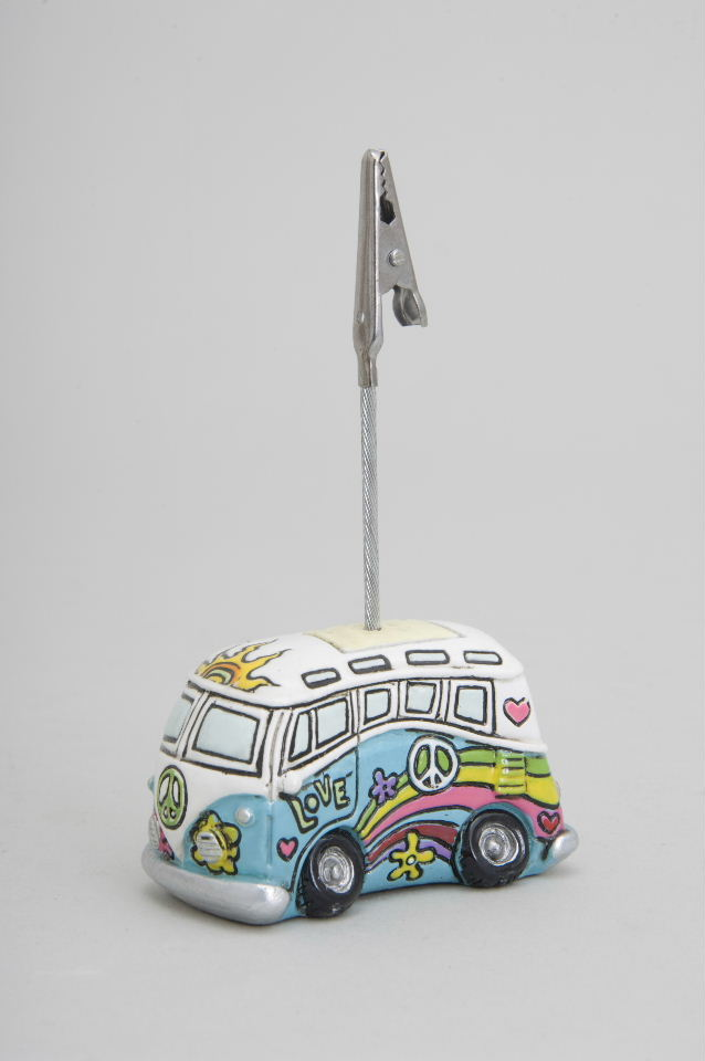 Cute Campervan Place Card or Picture Holders