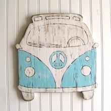 Cool VW Beach Sign