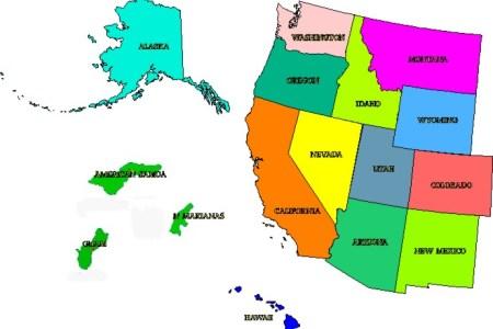 west region states | www.imgarcade.com online image arcade!