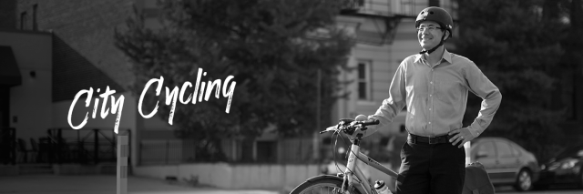 city cycling page banner