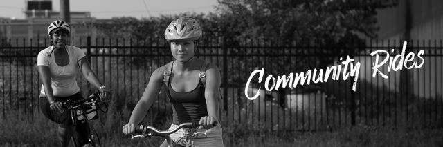 communityride page banner