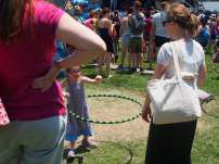 Hula hoopling