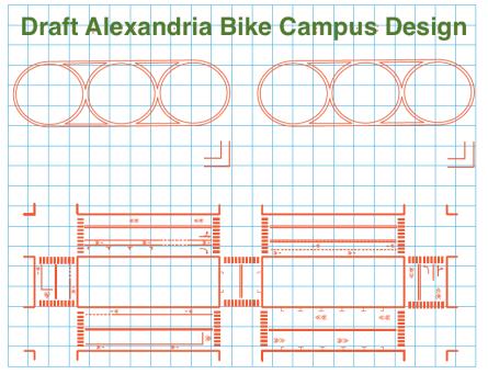 Draft Alexandria Bike Campus Design