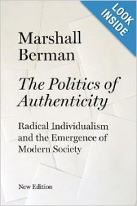 Politics of Inauthenticity