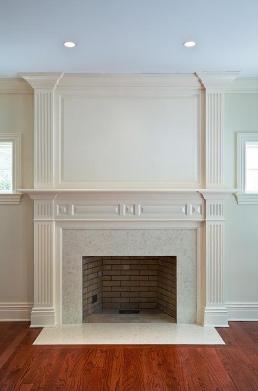 mantels  fireplace surrounds