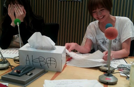 On the December 10, 2011 episode of the ANN (All Night Nippon) radio show, Miichan, Mariko-sama and Harunyan were the hosts. During one of the segments, Mariko thoroughly enjoyed […]