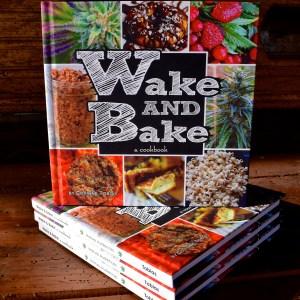 marijuana cookbook wake & bake