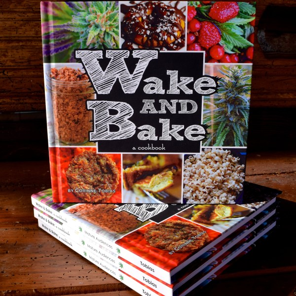 marijuana cookbook wake & bake