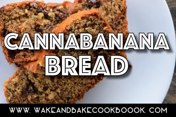 Cannabanana Bread