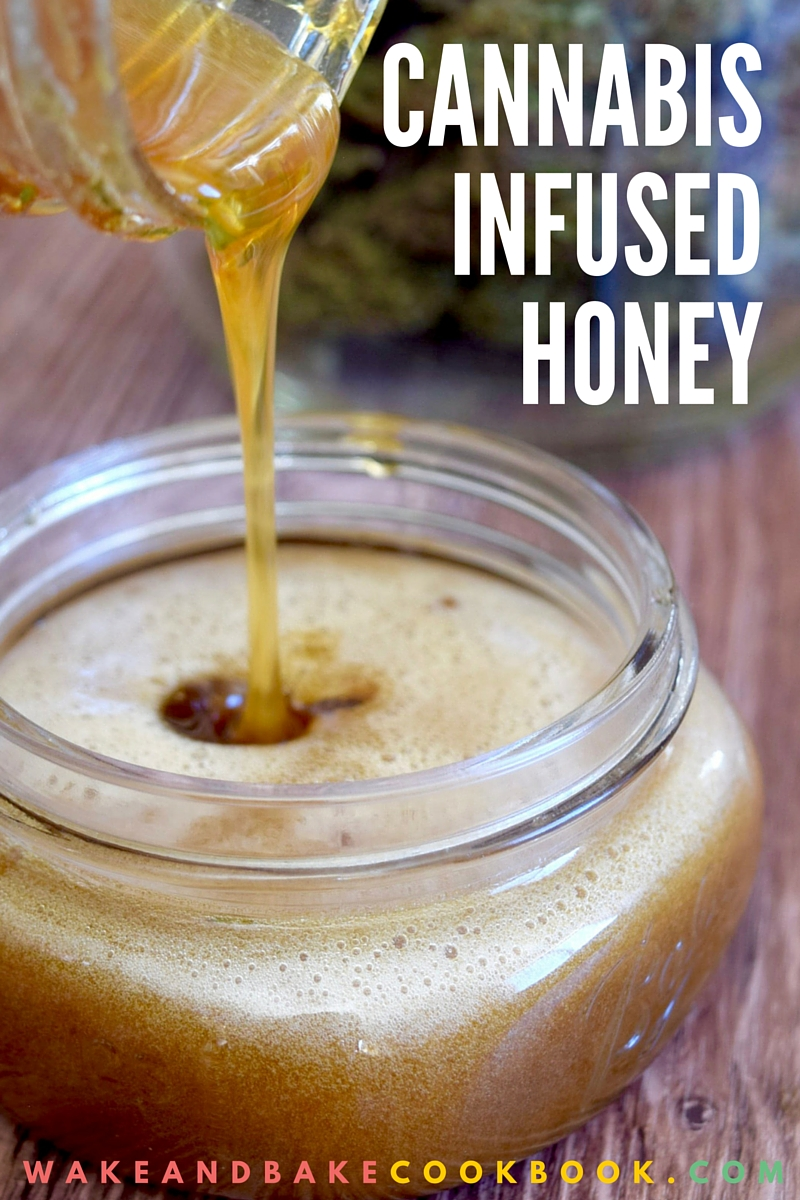 Cannabis Infused Honey Tincture Video & Recipe