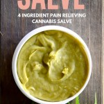 Quick and Easy Cannabis Salve