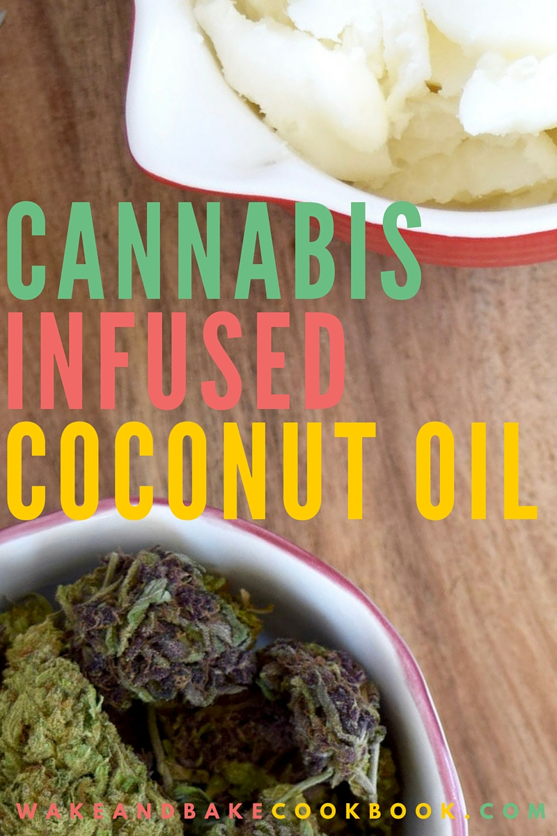 The Ultimate Guide to Cannabis Coconut Oil: Make this Easy, Fast, and Potent Cannaoil at Home