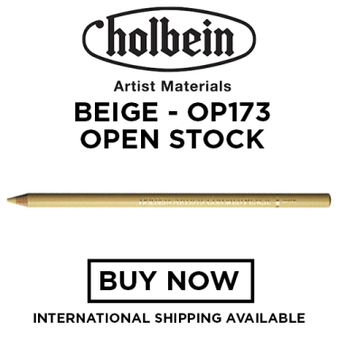 Holbein Colored Pencil OP173 - Beige